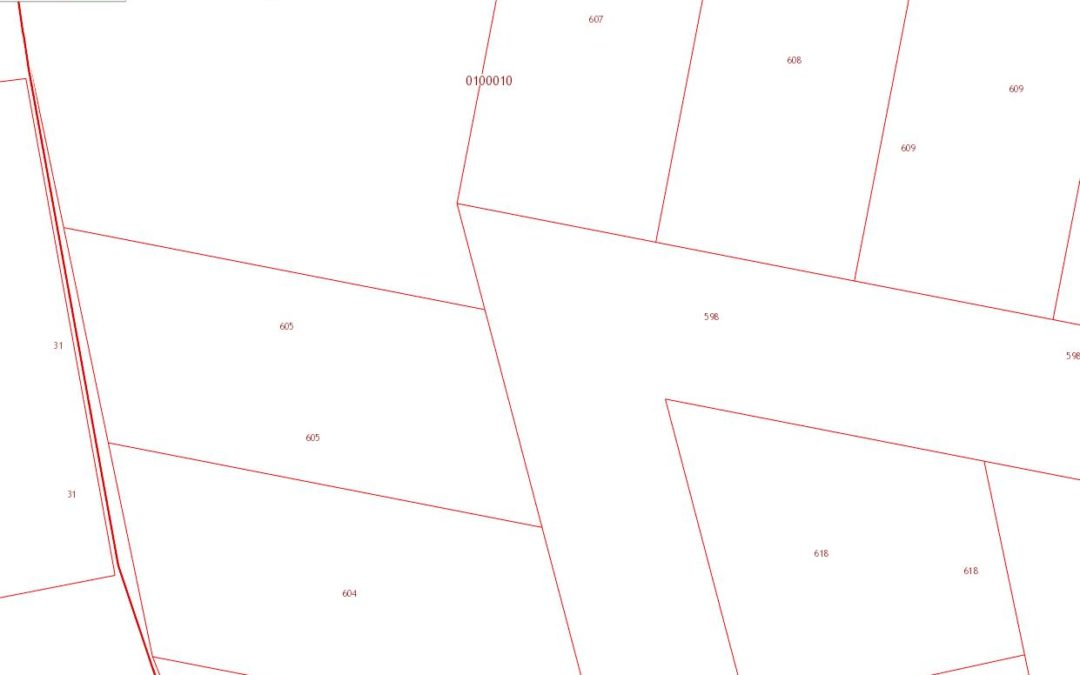 интересная схема нарезки участков