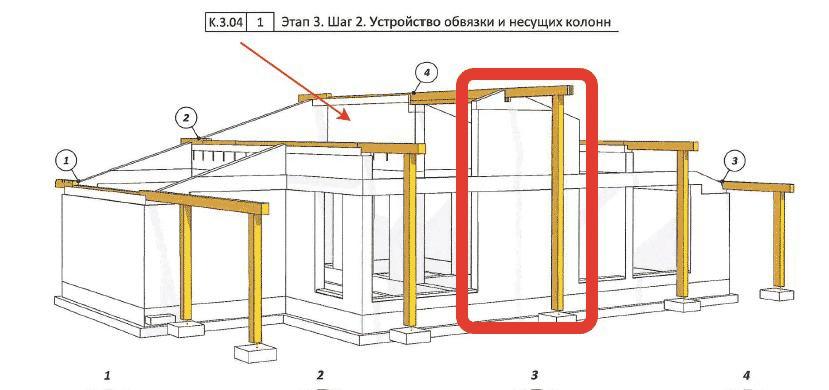 проектировщик от строителей предъявляет за стенку 25см =)